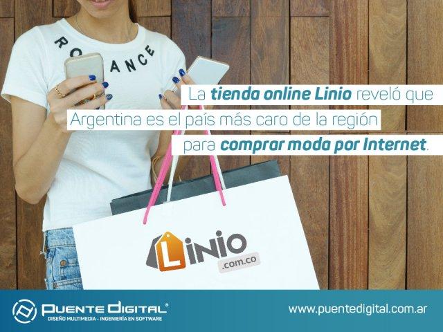 Novedades de marketing digital, Argentina, el país más caro